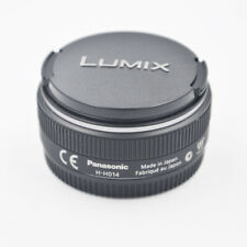 14mm f/2.5 Aspherical ASPH AF H-H014E Micro 3/4 Lens black for Panasonic Lumix G
