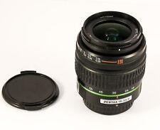 smc Pentax DA 18-55 mm AL II  f/ 3.5-5.6