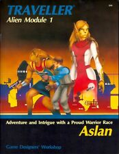 Traveller- Alien Module 1- Aslan GDW