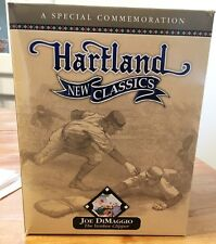 Hartland New Classics - Joe DiMaggio w/Bat in Hand -Yankee Clipper - Figurine -