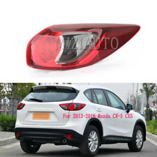 For 2013 14-2016 Mazda CX-5 CX5 Rear Right Passenger Side Outer Tail Brake Light