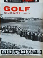 Cyprus Point Golf Club USA: Golf Illustrated 1966