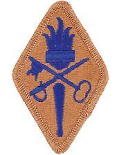 Quartermaster Training School Full Color Patch (P-QMSCH-F)