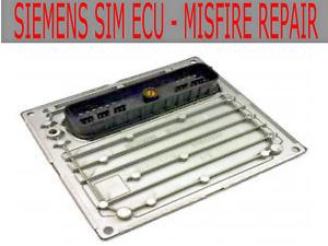 FORD SIEMENS ECU REPAIR SERVICE IGNITION OUTPUT, MISFIRE SIM ECU