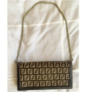 Authentic Vintage Fendi Shoulder Bag