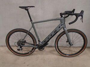 Vitus E Substance Carbon E Adventure Bike (Fazua - 2021) X-LARGE - ANTHRACITE