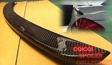 Carbon Fiber MERCEDES BENZ 04-10 R171 SLK AMG type trunk spoiler @US