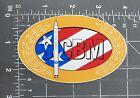 SICBM Sticker Decal Small Intercontinental Ballistic Missile Midgetman USAF USA