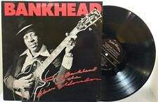Tommy Bankhead and the Blues Eldorados - Bankhead - AUTOGRAPHED NO COA