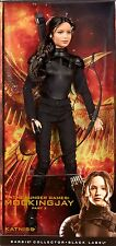 Hunger Games KATNISS EVERDEEN Mockingjay Part 2 Barbie Doll CJF33 BRAND NEW!!