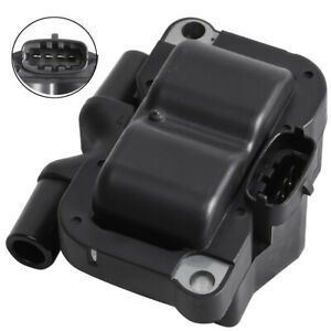 BAPMIC Ignition Coil for Smart Cabrio City-Coupe Fortwo Roadster 450 Engine M160