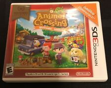 Animal Crossing: New Leaf Welcome Amiibo (Nintendo 3DS 2DS 3DSXL 2DSXL) Lot