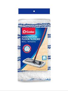 O-Cedar Hardwood Floor N More Dust Mop Refill