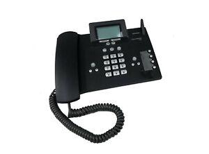 Siemens Gigaset SX353 SX 353 isdn ISDN Telefone Schwarz                     **24