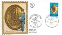 JOURNEE DU TIMBRE - PARIS - 1975 - FDC