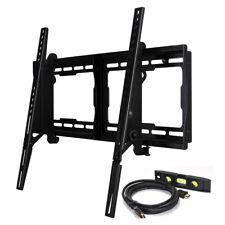 """Tilt TV Wall Mount Bracket for Samsung LG SONY Sharp 32""""~70"""" LED LCD Plasma CSX"""
