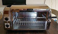 NESCO Gourmet Rotisserie  N-155CR Bake Broil Toaster Oven **AMAZING CONDITION!**