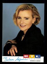 Barbara Eligmann RTL Autogrammkarte TOP ## BC 98990 D
