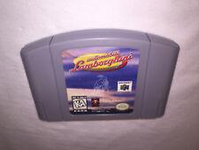 Automobili Lamborghini (Nintendo N64) Game Cartridge Vr Nice!