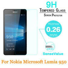 100% Genuine Tempered Glass Screen Protector For Nokia Lumia 950 XL
