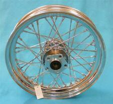 "ULTIMA 16 X 3.5""  REAR WHEEL 40 SPOKE HARLEY sportster dyna SOFTAIL 1979-99"