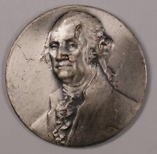 1952 George Washington Numismatic Society Silver Anniversary Sterling Medal