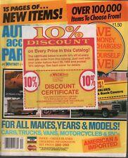 J.C. Whitney & Company 1983 Auto Parts & Accessories Catalog #439 121919AMA