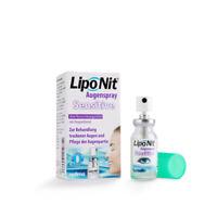 Lipo Nit Augenspray Sensitive 10ml - mit Dexpanthenol - Spray