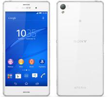 5.2'' Sony Ericcson Xperia Z3 D6603 Desbloqueado TELEFONO 16GB 4G LTE - Blanco