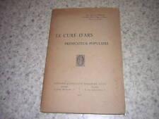 1926.le curé d'Ars prédicateur populaire / Trochu