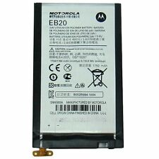 Original Genuine Oem Motorola Eb20 Eb 20 Battery Droid Razr Xt910 Xt912-1750 mAh