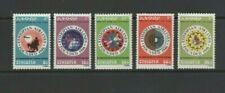 Ethiopia 1976 Ethiopian Airlines Mint MNH Set