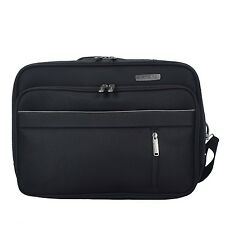 Travelite Capri Flugumhänger Reise Tasche Bordtasche 38 cm (schwarz)