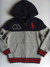 Sweat-Pullover - Luxus Marke - Original Ralph Lauren POLO - Gr.4/4T - w.Neu!