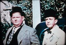 16MM FILM - THE TREE IN A TEST TUBE - LAUREL & HARDY - Narrated - COLOR! - 5:30.