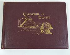 George Ch. Dovas: Souvenir of Egypt , 1898