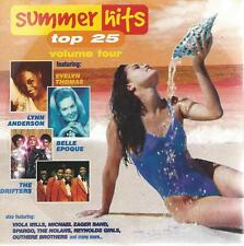 CD album - SUMMER HITS TOP 25 volume FOUR 4 BELLE EPOQUE LYNN ANDERSON JUANITO