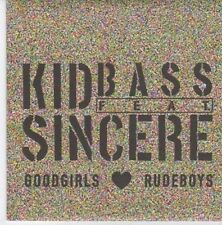 (CE414) Kid Bass ft Sincere, Goodgirls Love Rudeboys - 2009 DJ CD