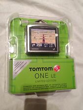 TomTom ONE LE Limited Edition GPS 5N00.213 0636926018067