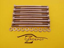 LS1 LS2 LS6 Intake Manifold Bolts SS Stainless Allen head Set 10 LSX Camaro 020