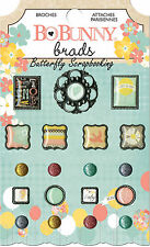 Brads Baby Bump Collection Scrapbooking BRADS Pack BoBunny Bo Bunny 15604177 NEW