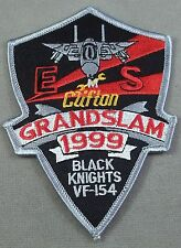 "US Navy Strike Fighter Squadron 154 / VFA-154 ""Black Knights"" Grandslam Patch"
