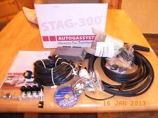 Stag 300 Autogasanlage 4 Zyl.Kompletter Motorkit