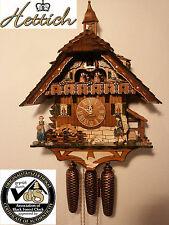Coucous 47cm avec 8 jours de musique-tänzerw. bewgl. montres poutres et des moulins