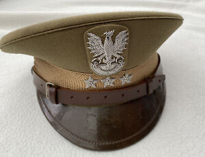 Schirmmütze Armee Polen Heer Gr. 56 🇵🇱
