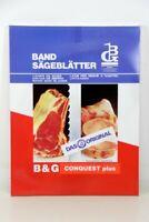 5x Bertram & Graf - CONQUEST Plus Bandsägeblätter - 3225 x 20 mm