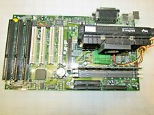 Gainward 6IBA i440BX ATX Slot-1 MOTHERBOARD WITH PENTIUM II CPU + 128MB RAM