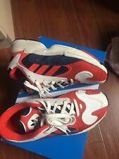 adidas yung 1 Red White Navy