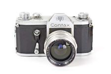 Zeiss Ikon Contax D with Meyer Optik Red V Primagon 4.5/35mm M42 No.1884700
