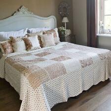 Lenzuola e biancheria da letto patchwork beige